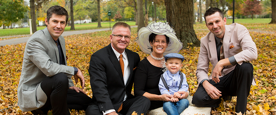 The Terry Tidwell Family Homepage Photo