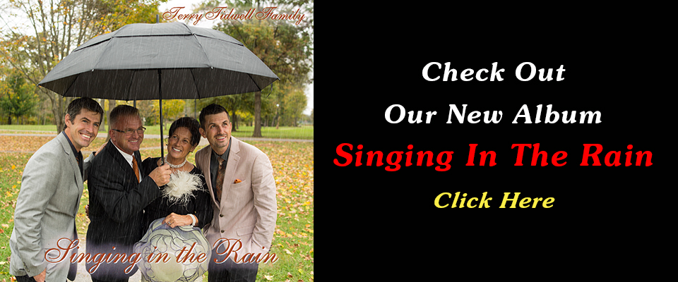 Singing In The Rain NEW CD Release Homepage Photo