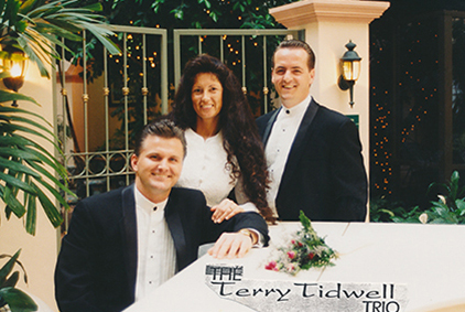 Terry, Vickie, and Mark Younce Image
